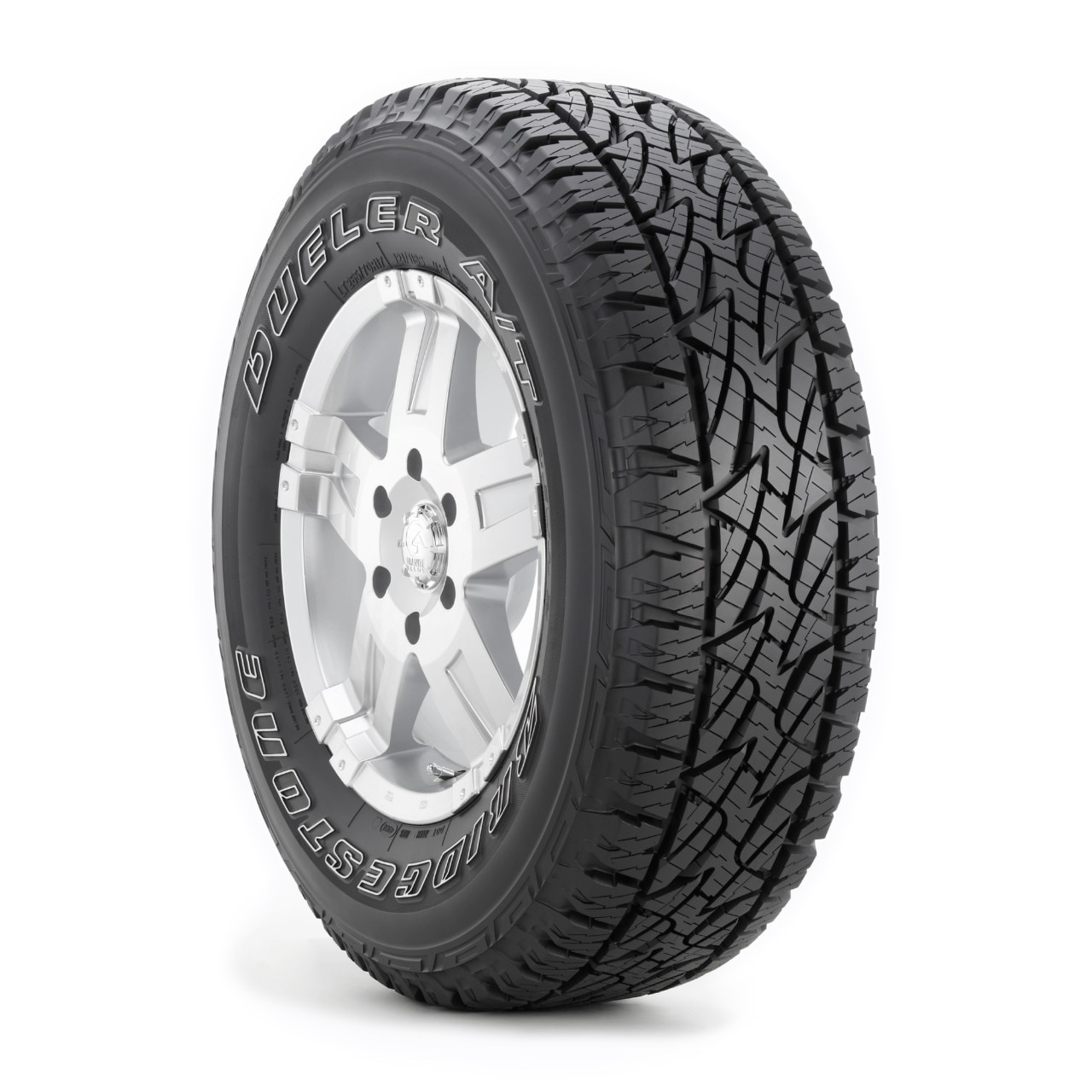 Used Tire Places >> Bridgestone Dueler AT REVO 2 ECO | Bridgestone Tires
